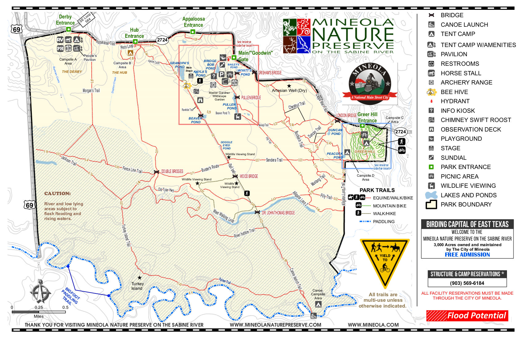 Mineola Nature Preserve Park Map 02282018 etcog page 1